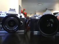 Olympus OM-D E-M5II vs Olympus E-M1 Video Comparison