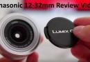 Panasonic 12-32mm review video