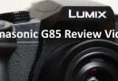 Panasonic G80 G85 review video