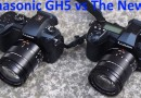 Panasonic G9 vs GH5 review test video
