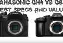 Panasonic GH4 vs G85 best camera