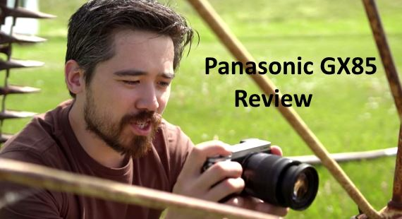 Panasonic GX85 GX80 test review