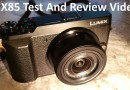 Panasonic GX85 Test and Review Video
