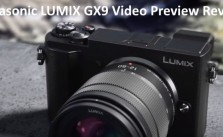 Panasonic GX9 Review Test Specs
