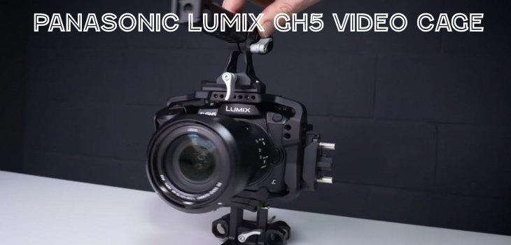 Panasonic LUMIX GH5 Cage