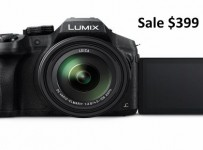 Panasonic Lumix DMC-FZ300K sale deal