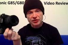 Panasonic Lumix G80 G85 review video breakdown