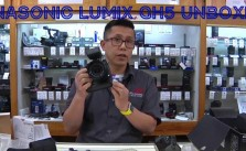 Panasonic Lumix GH5 Unboxing video