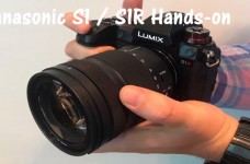 Panasonic S1 S1R Hands-on info