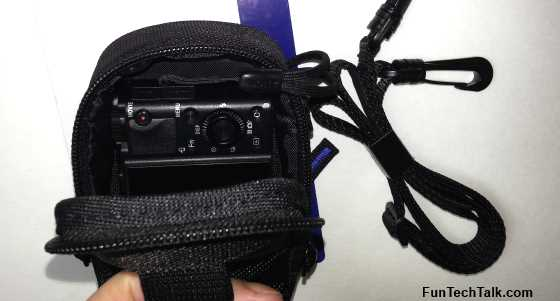 RX 100 m III best bag