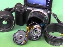 Repair of Sony lens E 16-50mm 3.5-5.6 OSS