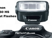 SX60 HS best flashes