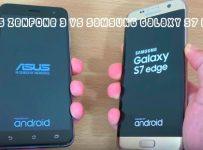 Samsung Galaxy S7 Edge vs Asus Zenfone 3