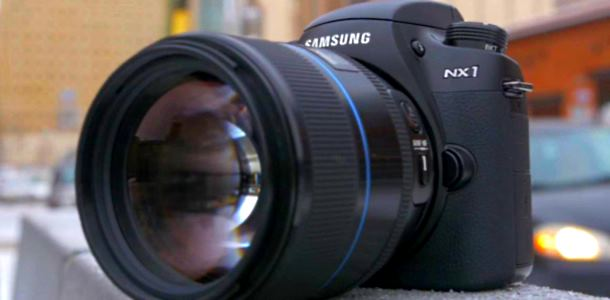 Samsung NX1 Review Test Video