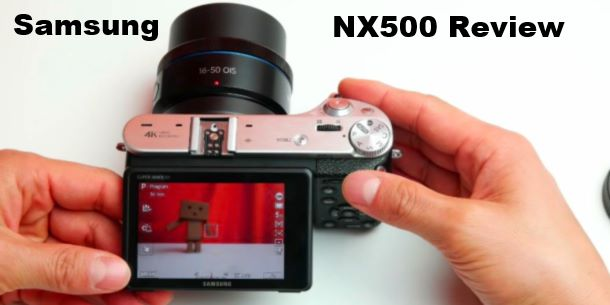Samsung NX500 video review