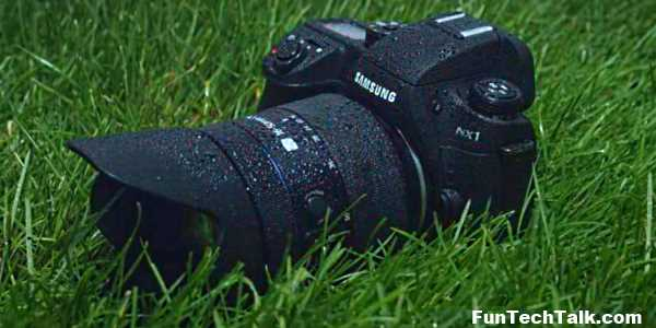 Samsung SMART CAMERA NX1 release date