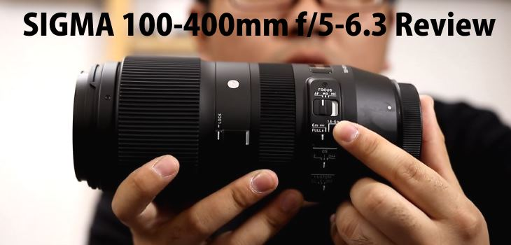 sigma 100 400mm f5 6 3 dg os hsm in hand unboxing review video with photos fun tech talk. Black Bedroom Furniture Sets. Home Design Ideas
