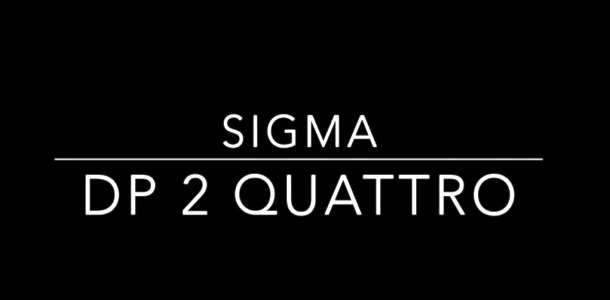 Sigma DP2 Quattro review video