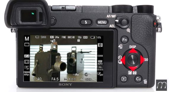 Sony A6300 Free Tutorial Training Video