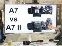 Sony A7 vs A7 II review