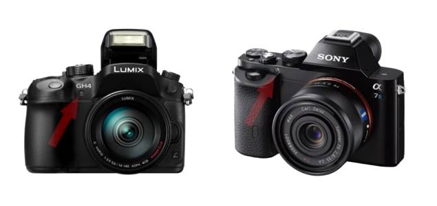 Sony A7s vs Panasonic GH4 video