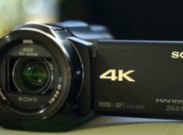 Sony ax33 wedding