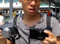 Sony RX100 III vs Fujifilm X30 camera