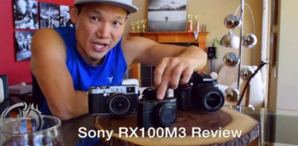 Sony RX100m3 III review