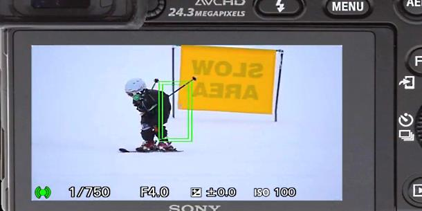 Sony a6000 tips and tricks