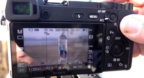 Sony a6300 test