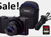 Sony rx100II sale discount