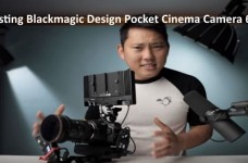 Testing Blackmagic Design Pocket Cinema Camera 6K
