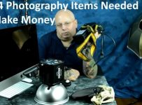 Top 4 Photography Items To Make Money