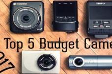 Top cheap dash cams 2017