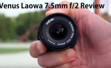 Venus Laowa 7.5mm f2 Test Review