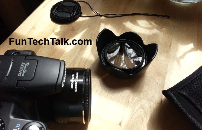 best SX50 hs adapter ring hood