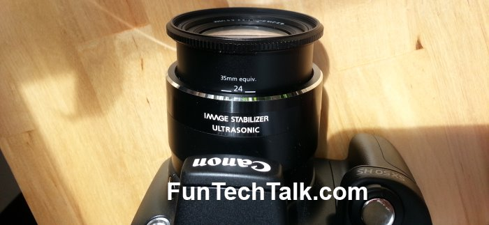 best SX50 hs adapter ring top