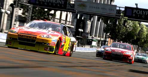 Gran Turismo 5 Nascar Challenge tips trick cheats