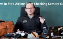 never check in camera gear airplane