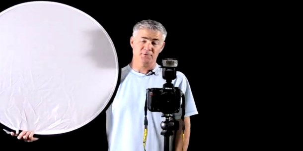 photos with just one speedlight tips