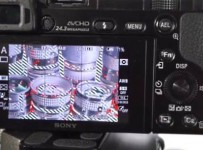 A6000 how to focus manual