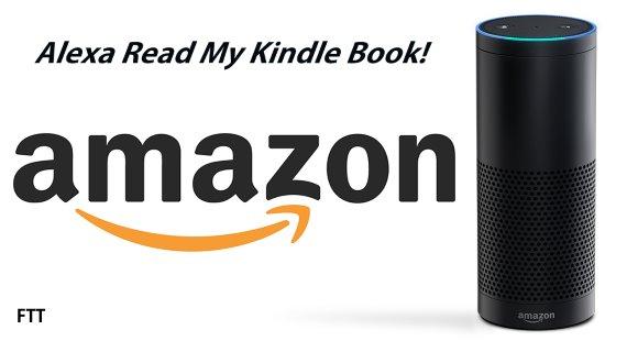 Amazon Echo Alexa Read Kindle Books
