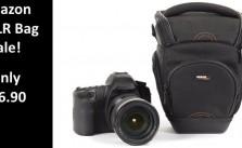 Amazon dslr camera bag sale