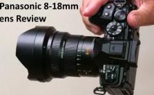 Best Panasonic 8-18mm lens review