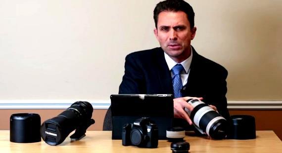 Canon 100-400L II vs. Tamron 150-600 VC video
