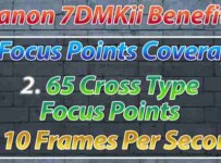 Canon 7D Mark II Focusing Tutorial Video