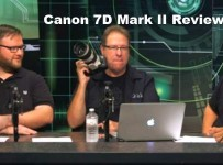 Canon 7D Mark II review test video