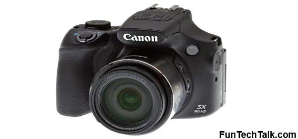 Canon PowerShot SX60 HS Zoom Test Video