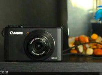 Canon Powershot S110 video review