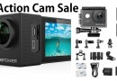 DBPOWER EX5000 1080p Action Camera Sale Deal